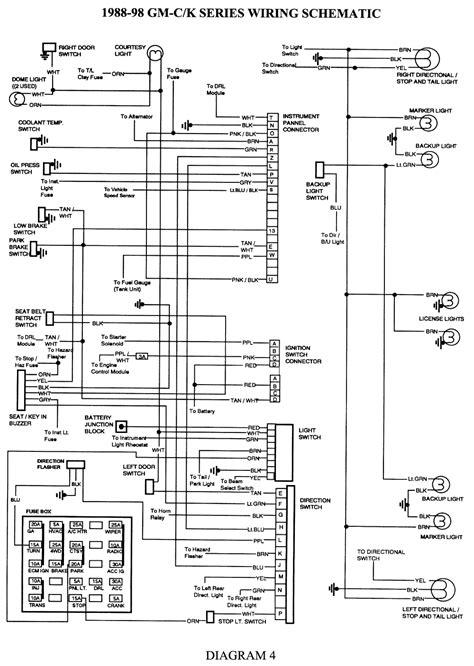 Chevrolet Silverado Need Wiring Diagram The