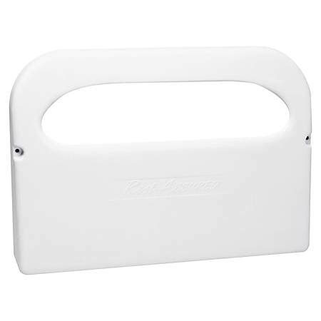 Rochester Midland Toilet Seat Cover Dispenser White By