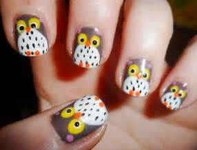 world of nail design fall inspired nail nail autunnali world of temptations