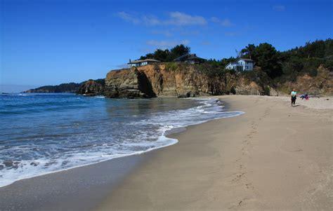 Cooks Beach, Gualala, Ca  California Beaches
