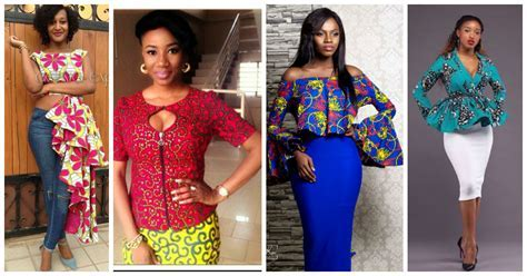 We Can't Help But Drool Over These Ankara Tops
