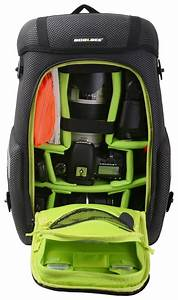 Backpack Light Weight Boblbee Procam 500xt Black Professional Camera Backpack