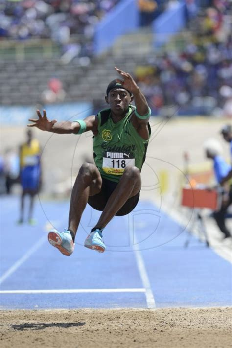 Jamaica GleanerGallery|ISSA Boys And Girls Championship ...