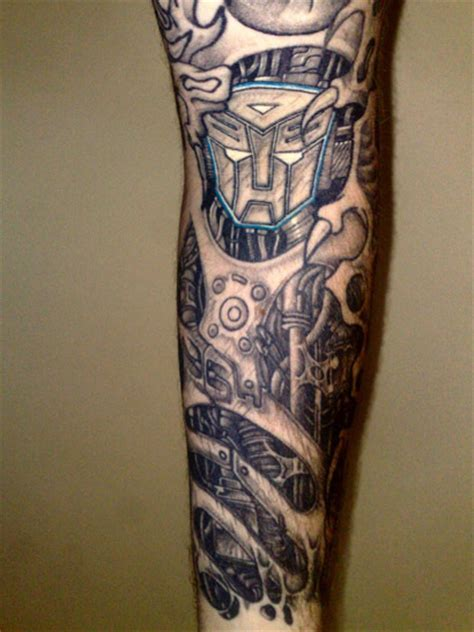 transformers tattoos designs ideas  meaning tattoos