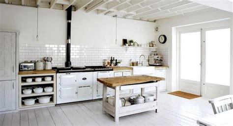 quelle couleur pour une cuisine rustique quelle couleur pour une cuisine blanche maison design