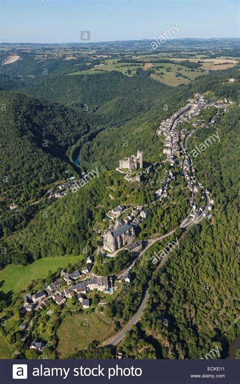 Najac Aveyron France Stock Photos And Najac Aveyron France