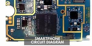 Mobile Repairing Online  Mobile Phone Circuit Diagram
