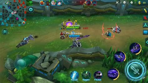Moskov Gameplay Full Hd Mobile Legend Android