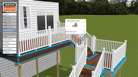 cloud based deck design software  residential pros