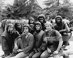 Portrait of cast members from the television show 'Planet ...