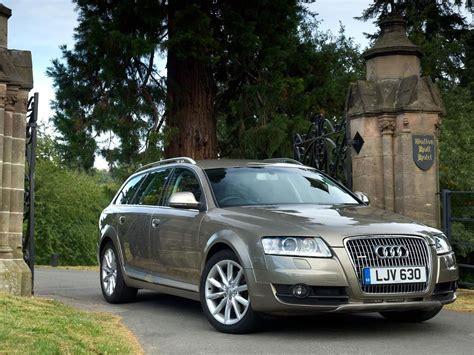 Audi Allroad Estate Review Auto