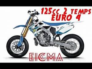 Supermotard 125 Occasion : eicma 2017 tm racing propose un supermotard 125cc 2 temps homologu euro4 youtube ~ Maxctalentgroup.com Avis de Voitures