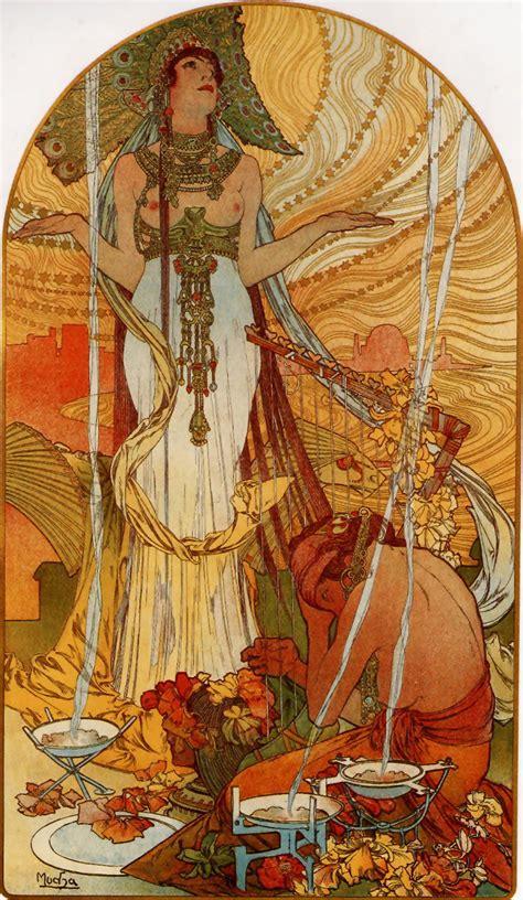 Alfons Mucha mistrzowie malarstwa alfons mucha