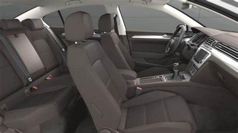volkswagen passat  dimensions boot space  interior