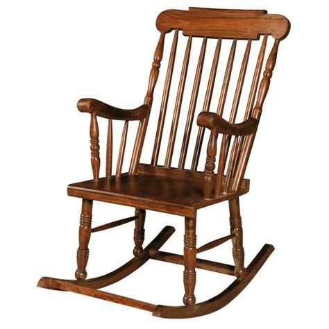 poltrone a dondolo in legno sedia dondolo in legno dondoli legno