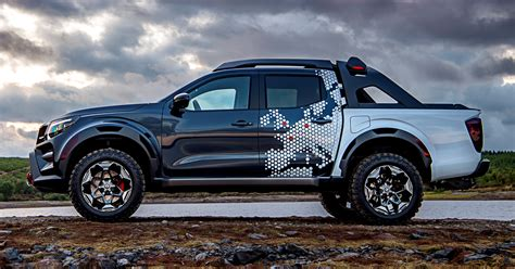 Nissan Navara Hd Picture by Nissan Navara Sky Concept Debuts At Hannover Paul