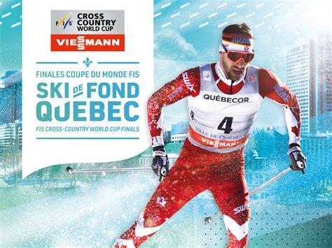 coupe du monde de ski de fond finales coupe du monde fis de ski de fond qu 233 bec
