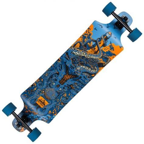 d street skateboards underwater shipwrecked drop down
