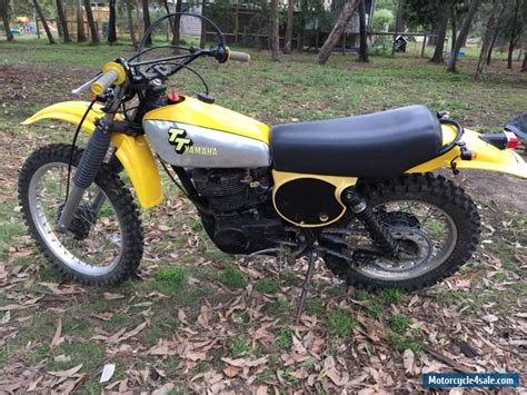 Yamaha Tt500 For Sale In Australia