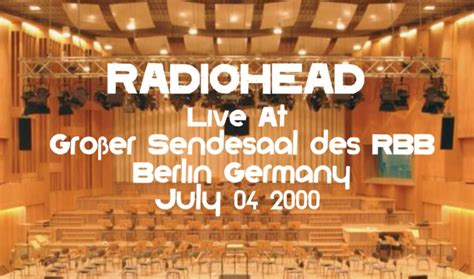 Radiohead  Live At Großer Sendesaal Des Rbb, Berlin, 04. Basement Concrete Floor Sealer. Subfloors For Basements. Crawlspace To Basement Conversion Cost. Basement Trap Door. How To Remove A Basement Window. Colors For A Basement. How To Get The Musty Smell Out Of A Basement. The Basement Columbus Ohio