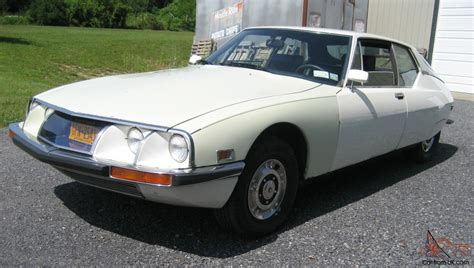 Citroen Sm For Sale Usa by 1972 Citroen Sm 5 Speed Ready To Drive