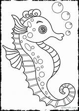 Seahorse Coloring Pages Baby Outline Cartoon Drawing Seahorses Print Cute Carle Eric Mister Realistic Template Getdrawings Drawings Printable Getcolorings Outlines sketch template
