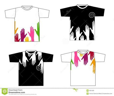 stylish t shirt design vector royalty free stock images image 5651659