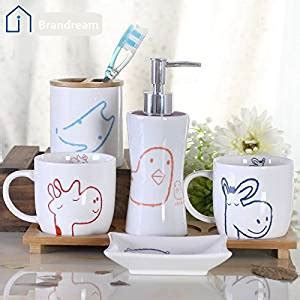 kid kitchen accessories brandream giraffe owl bathroom 2091