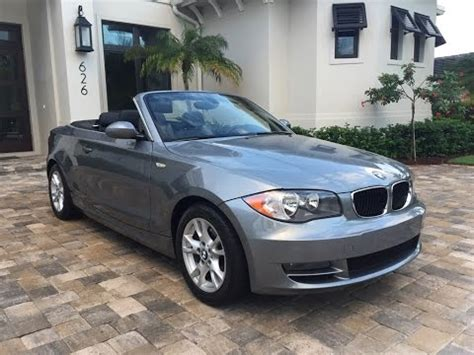 Bmw 128i by 2009 Bmw 128i Convertible For Sale By Auto Europa Naples