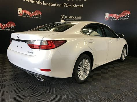 Used 2018 Lexus Es 350 4 Door Car In Edmonton, Ab L13948