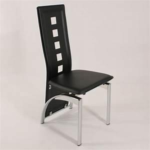 Table Chaise Conforama : chaises blanches conforama gallery of chaise de cuisine noire ber ideen zu cuisine conforama ~ Teatrodelosmanantiales.com Idées de Décoration