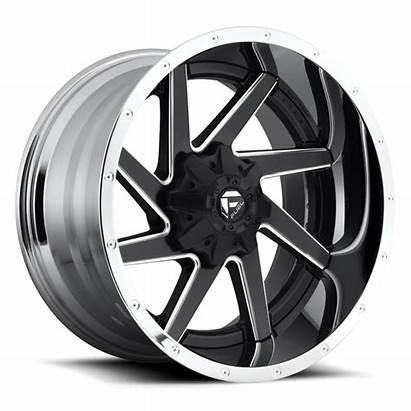 Wheels Piece Fuel Offroad D264 Renegade Tires