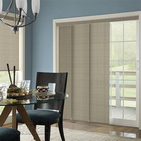 panel track blinds covering large windows buying guide selectblinds
