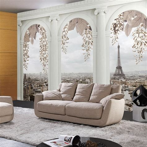 3d Wallpapers For Room Wall by Custom Any Size 3d Photo Wallpaper For Living Room Bedroom