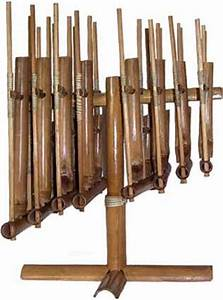 Angklung | Traditional Music instruments