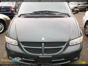 Sport 2000 Gray : 2000 dodge grand caravan sport shale green metallic mist gray photo 1 ~ Gottalentnigeria.com Avis de Voitures