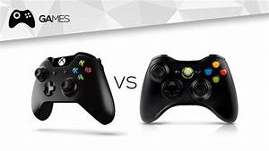 Comparando o controle: Xbox One vs Xbox 360 - YouTube