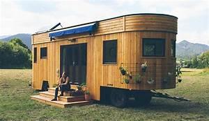 Tiny House Bauplan : wohnwagon energieautarker wohnwagen ist reif f r die serienproduktion ~ Orissabook.com Haus und Dekorationen