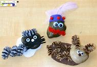 Pet Rock Craft Ideas for Kids