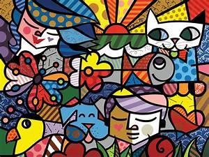 Modern Art Gallery Wallpaper Free Desktop | I HD Images