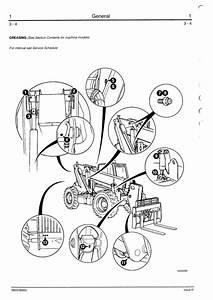 Jcb 506b Telescopic Handler Service Repair Manual All