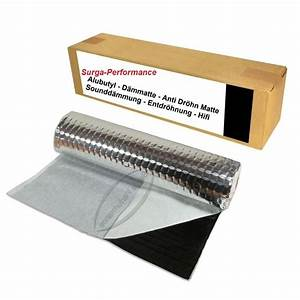Wieviel Cm Dämmung : 2qm d mmmatte alubutyl isolierung d mmung auto 50x400 cm pkw anti vibration ebay ~ Eleganceandgraceweddings.com Haus und Dekorationen