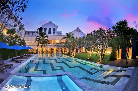 5 best luxury hotels in phuket town most popular 5 star