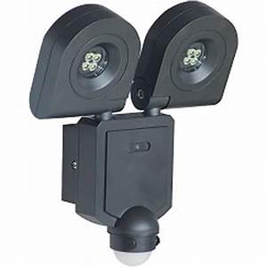Projecteur Led Avec Détecteur De Mouvement : eclairage exterieur avec detecteur et telecommande ~ Dailycaller-alerts.com Idées de Décoration