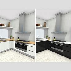 Plan Your Kitchen With Roomsketcher  Roomsketcher Blog
