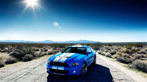 Ford Car Wallpaper Hd by Ford Shelby Gt500 Car Wallpapers Hd Wallpapers Id 10989