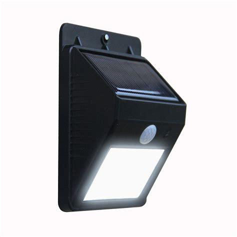 solar motion sensor light outdoor led wireless solar powered motion sensor light