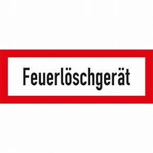 Rettungsleitern Für Den Brandfall : hinweisschild f r den brandschutz feuerl schger t ~ Lizthompson.info Haus und Dekorationen