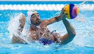Water Polo Is Like Geniuses Wrestling In A Pool Team