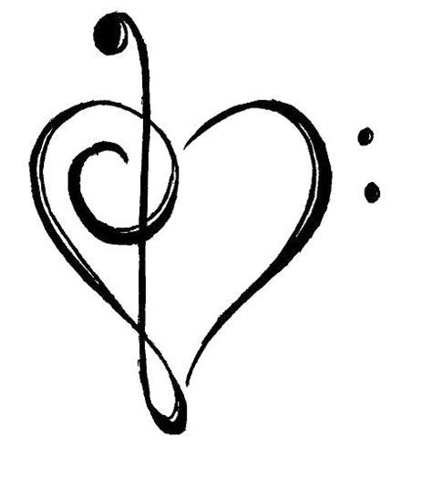 heart tattoo ideas  pinterest  heart  tattoos   note tattoos